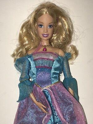 BARBIE AS THE ISLAND PRINCESS Singing Mattel 2007 Sings ROSELLA DOLL - Barbie As The Island Princess Rosella