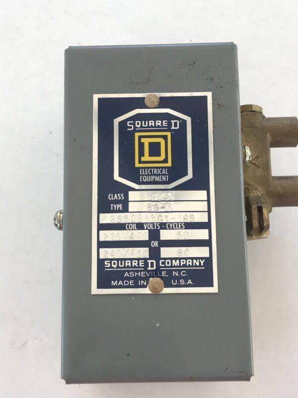 SQUARE D 9045 BG-3 MAGNETIC UNLOADER  115/230V 60Hz  New no box
