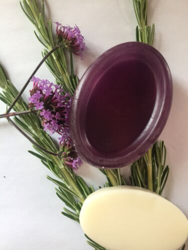 Lavender & Rosemary Solid Shampoo Bar And Conditioner Bar In