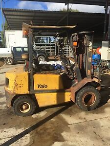 3 ton Yale forklift Mundijong Serpentine Area Preview