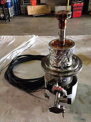 Magnet Mri Leybold Helium Cryogenic Coldhead Rgd 55100 -1 Sdf