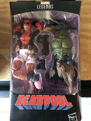 Marvel Legends - 6 In - Deadpool Underwear - Sauron Series - MOC