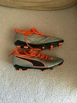 Puma One Football Boots - Moulded Studs - Size 6