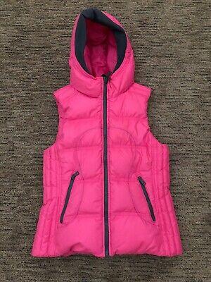 Lululemon Vest Size 8 EUC Reversible