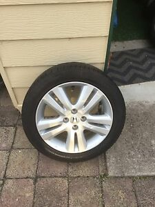 Full size spare for Honda Jazz Ormond Glen Eira Area Preview