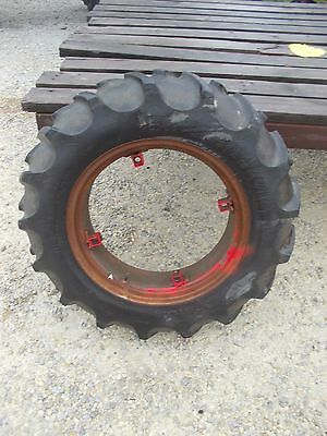 Farmall A Sa B Bn Tractor 11.2 X 24 55 Tread Tire Ih Buckle Mount Rim