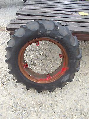 Farmall A Sa B Bn Tractor 11.2 X 24 55 Tread Tire Ih Buckle Mount Rim