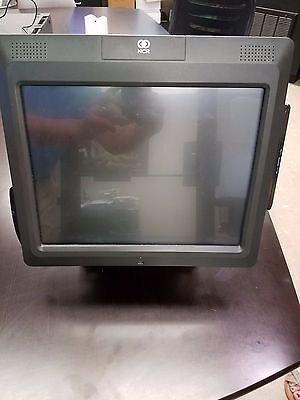 Ncr Realpos 70xrt Pos Terminal Model 7403-1010-8801 W 15 Display