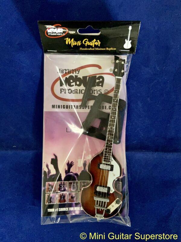 Paul McCartney / The Beatles - Exclusive Mini Guitars / 1:6 Scale