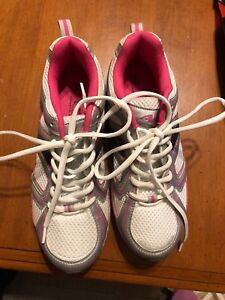 Size 6 Woman's Athletic Works sneakers $5