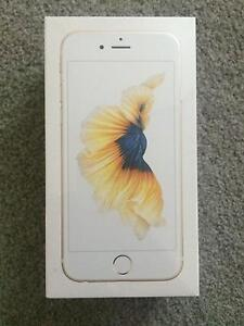 APPLE IPHONE 6s 16GB GOLD COLOUR FACTORY UNLOCKED Tempe Marrickville Area Preview