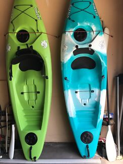 Green Finn Gizmo Kayak