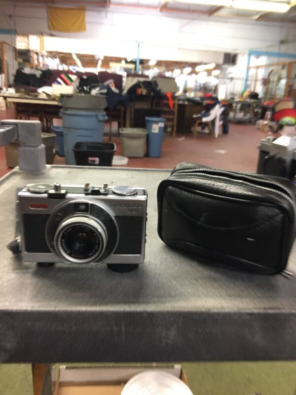 Ricoh Hi-Color 35 Camera With Case