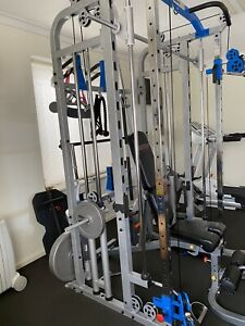 Smith Machine Brute Force