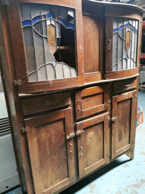 Vintage kitchen hutch $60   Buffets & Side Tables ...
