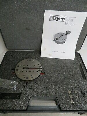 Dyer Wumo Gage Id-od Measuring Tables 747-001 Id To 7.48 Od To 6.63 Ny53