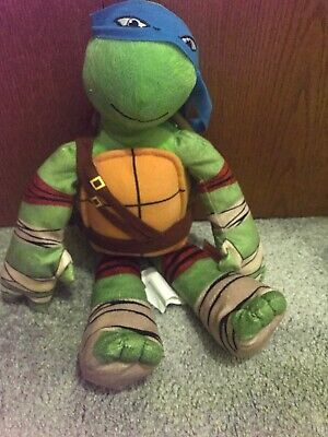 Teenage Mutant Ninja Turtle Stuffed Animal Plush TMNT FREE SHIPPING - Stuffed Animal Turtle
