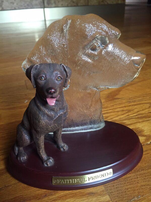 Labrador Retriever Figurine