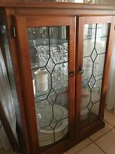 Buffet and display cabinet Canning Vale Canning Area Preview