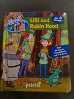 Puzzlebuch: Lilli und Robin Hood Rheinland-Pfalz - Schopp Vorschau