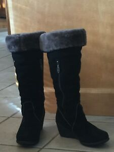 Pajar Suede Boots