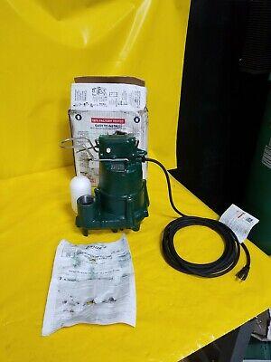 Zoeller 02017020351 98-0001 115-Volt 1/2 Horse Power Model M98 Flow-Mate Cast Flow Mate Cast