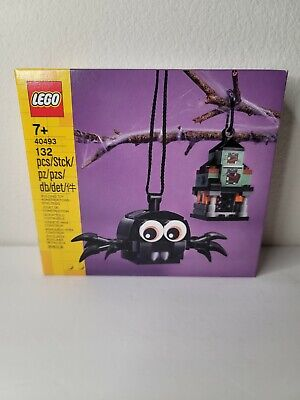 Lego 40493 Spider & Haunted House Pack Halloween Decoration NEW RARE SOLD OUT