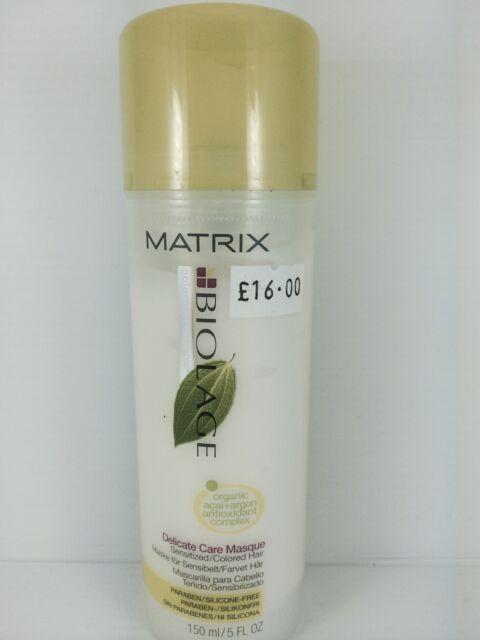 MATRIX BIOLAGE ZARTE PFLEGE MASKE 150 ml- Für coloriertes haar