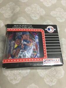 Roberto Alomar MLB Superstar Collectors Mug