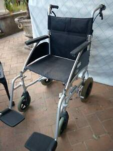 extra light weight transit attendant wheelchair Concord West Canada Bay Area Preview