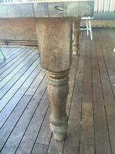 Solid Timber Rustic dining Table Grange Brisbane North West Preview