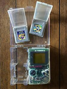 Clear Nintendo Gameboy Annandale Leichhardt Area Preview