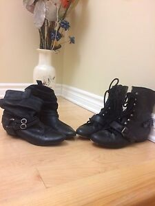 Chaussures, top, bottes