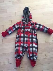 Manteau d'hiver & Tuque Souris Mini - 18 mois