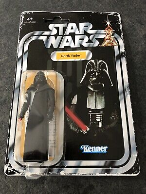 Star Wars Kenner Retro Collection Darth Vader Brand New Mint Sticker Removed