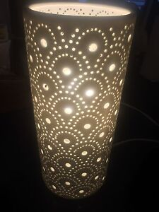 Amalfi Samara 28cm designer lamp Emu Heights Penrith Area Preview
