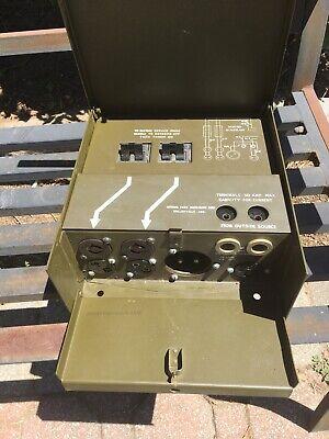 Vintage Transfer Switch Kit For Potable Generators