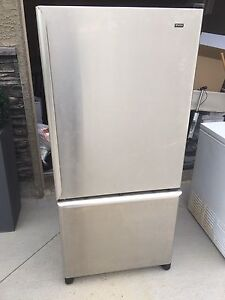 Kenmore Stainless Fridge/Freezer