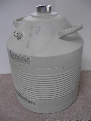 Princeton Gamma Tech Liquid Nitrogen Dewar 32-liter - 32 Ld Pgt Cryo Lab