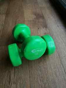 3.5 kg hand weights Beaconsfield Fremantle Area Preview