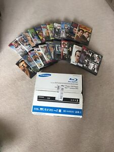 New Blue Ray DVD Player