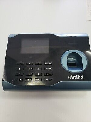 Biometric Fingerprint Time Attendance Terminal Time Clock