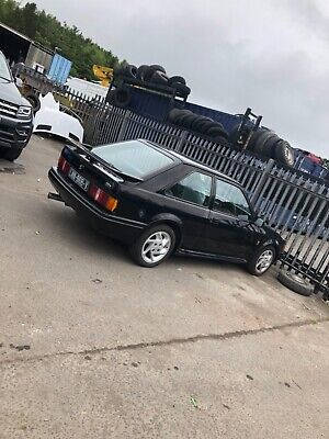Ford Escort rs turbo 1987 s2