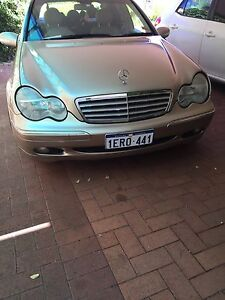 Mercedes C200 2002 Rivervale Belmont Area Preview
