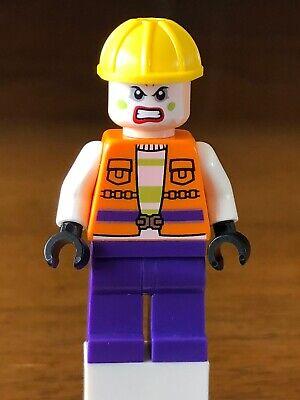 Lego Batman Joker Goon Minifigure