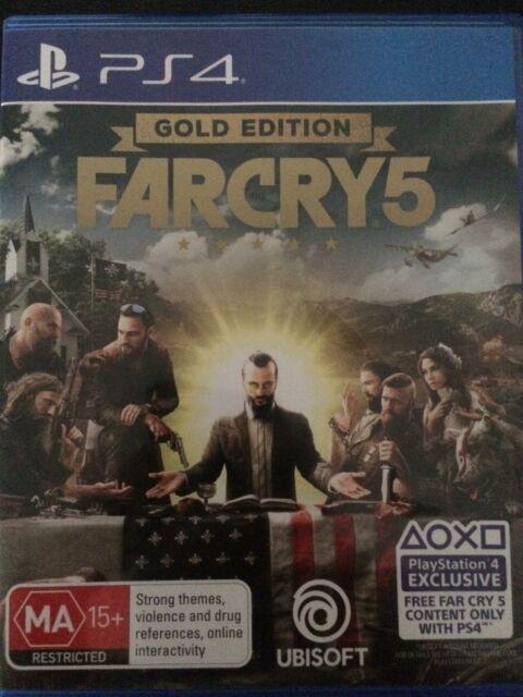 Far Cry 5 (Gold Edition) | Playstation | Gumtree Australia Port