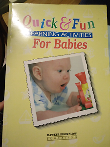 Quick and fun learning activities for babies Chadstone Monash Area Preview