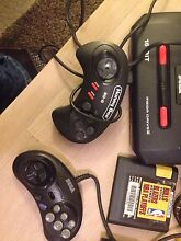 Sega mega drive 2 with games Five Dock Canada Bay Area Preview