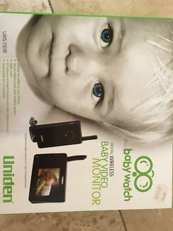 Baby watch Wireless baby video monitor