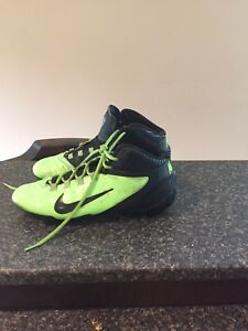 Used Nike cleats size 11.5